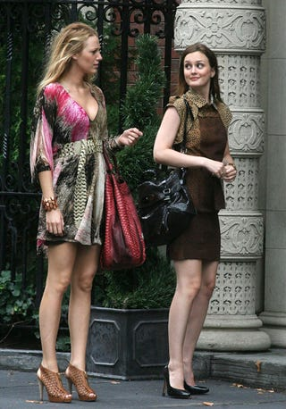Illustration for article titled Serena & Blair Are Definitely Up To Something