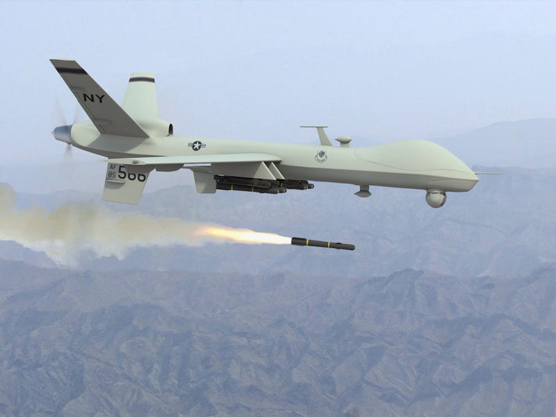 Illustration for article titled Was Paul Walker Killed By A Government Drone Strike?