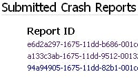 Illustration for article titled about:crashes Shows You Every Submitted Firefox Crash