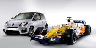 Illustration for article titled Renault Twingo Sport Debuts At Geneva Motor Show
