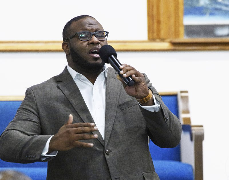 Botham Jean shown in a Sept. 21, 2017 photo.