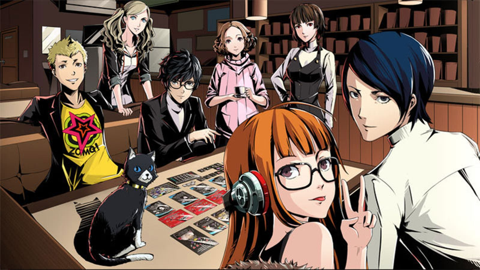 There's A (Fan-Made) Persona 5 Board Game, And It's Great