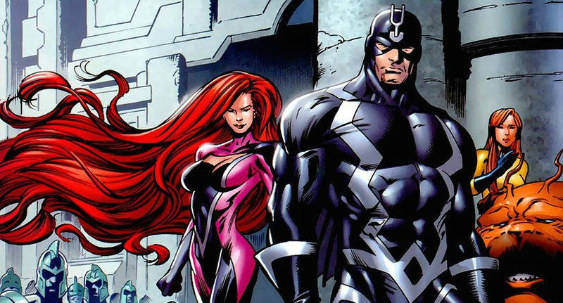 Illustration for article titled Inhumans Has a Showrunner, and It's Good News for Marvel TV Fans