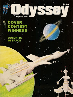 Illustration for article titled Colonies in Space (1987)