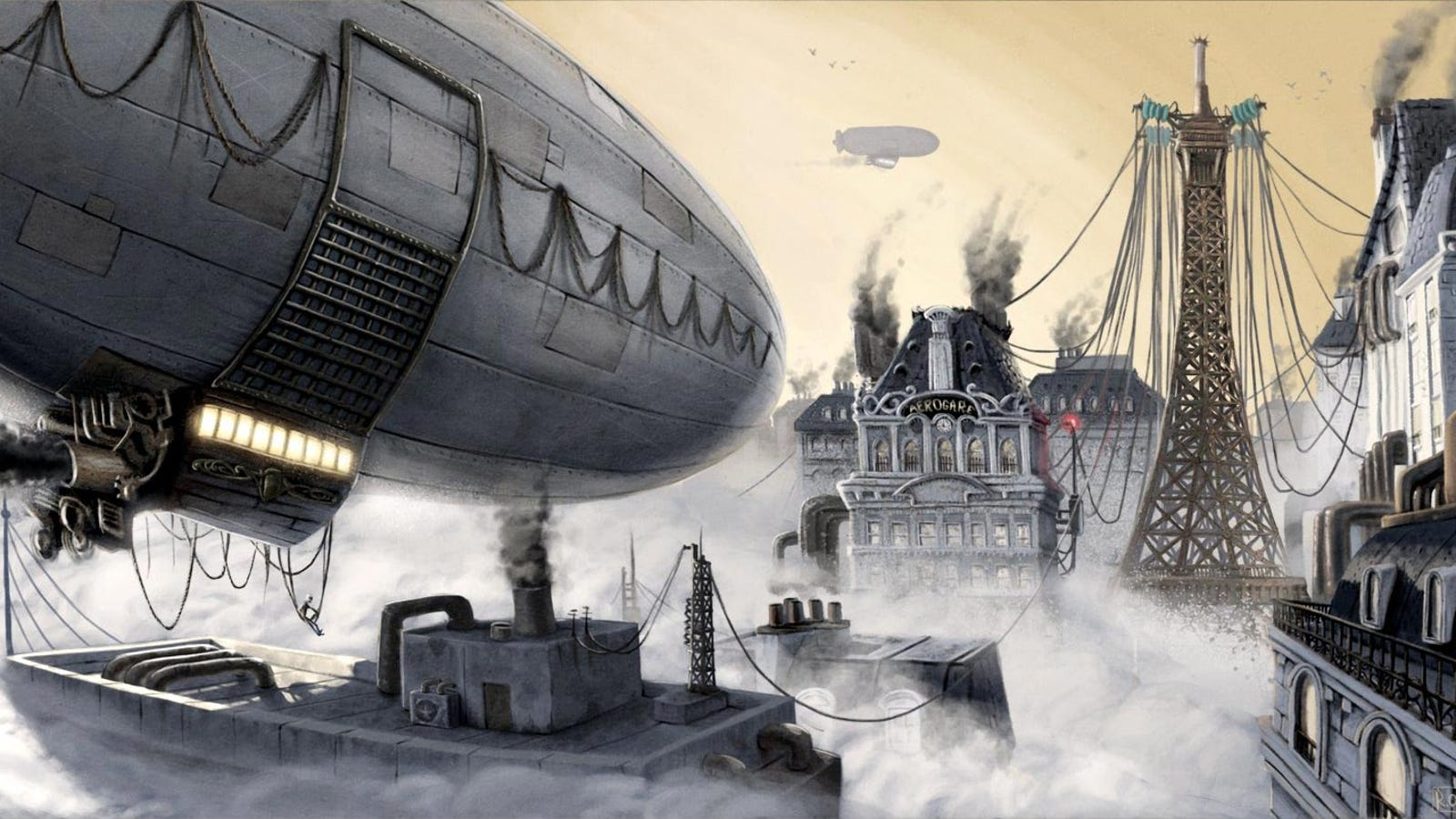 Everything You Know About Jules Verne Is Probably Wrong