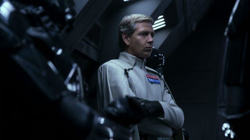 Illustration for article titled Ben Mendelsohn Says Rogue One Could Have Been Many Different Movies