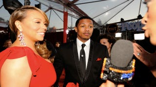 Illustration for article titled Child Protective Services Visits Mariah Carey And Nick Cannon