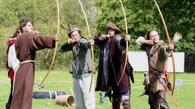 Hopefully you like Robin Hood, because there are 7 Robin Hood movies in development