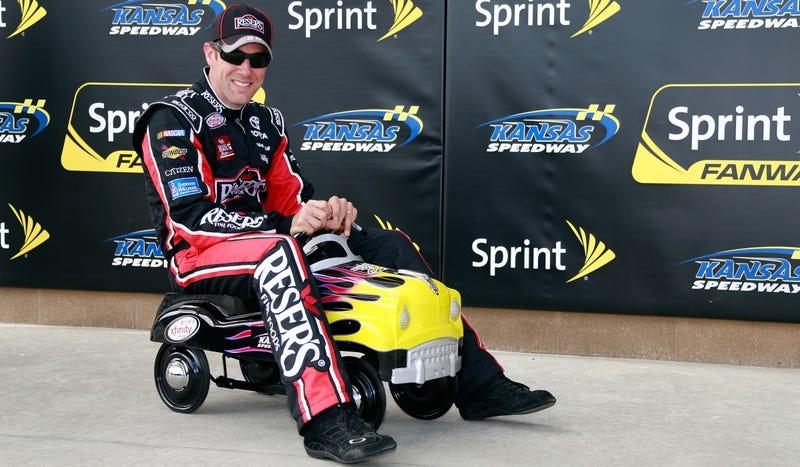 Illustration for article titled NASCAR's Matt Kenseth Defines 'Burnsauce' In A Single Tweet