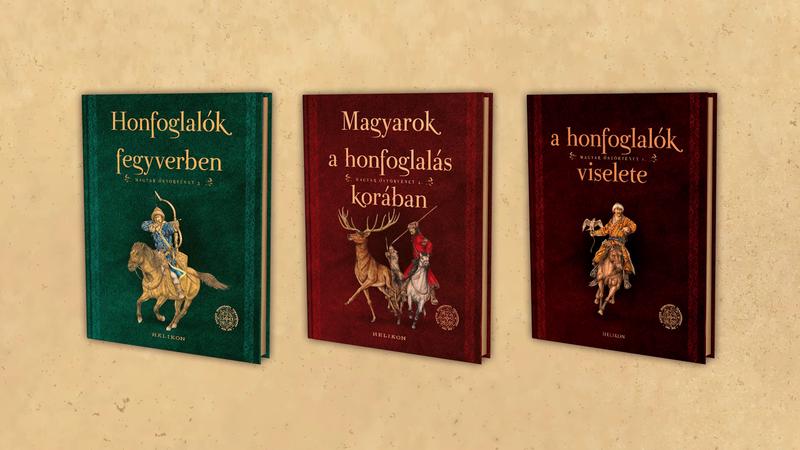 Illustration for article titled Könyvajánló: Magyar őstörténet