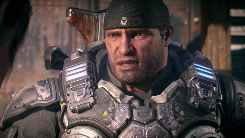 Illustration for article titled Microsoft announces 3 Gears Of War games, including some Funko Pop nonsense