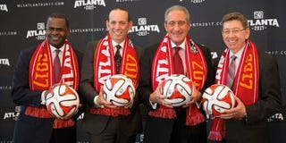Illustration for article titled MLS Expands To Atlanta, Because The Quality Of Play Was Just Too High