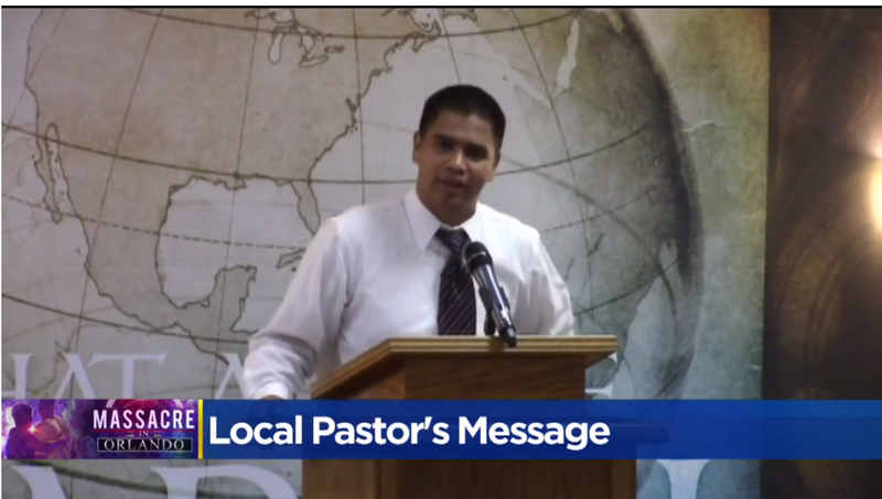 Pastor Roger Jimenez CBS 13