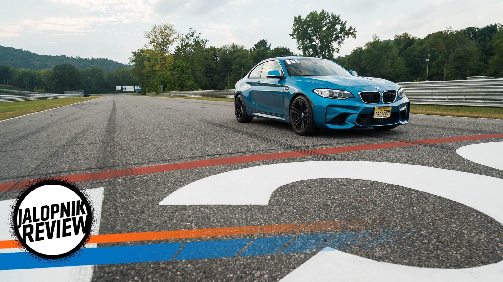The 2017 BMW M2 Is A Fantastic Car For The Track, Not The Street