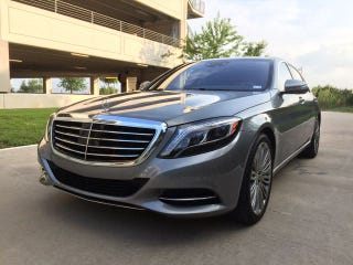 Illustration for article titled This 2015 Mercedes S550 Will Make Your Life Seem Like A Disappointment