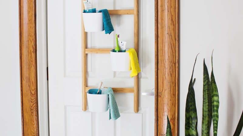A  quot Morning Routine Kit quot  Makes Sharing a Bathroom and Getting Ready Easier. A  quot Morning Routine Kit quot  Makes Sharing a Bathroom and Getting Ready