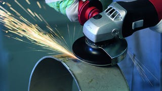 Illustration for article titled Tool School: Cut, Grind, and Polish with the Versatile Angle Grinder