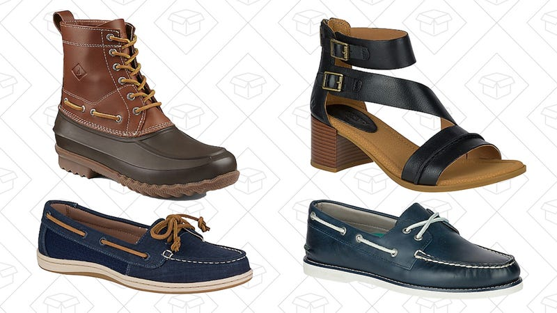 Extra 30% off sale styles with code SAILOUT
