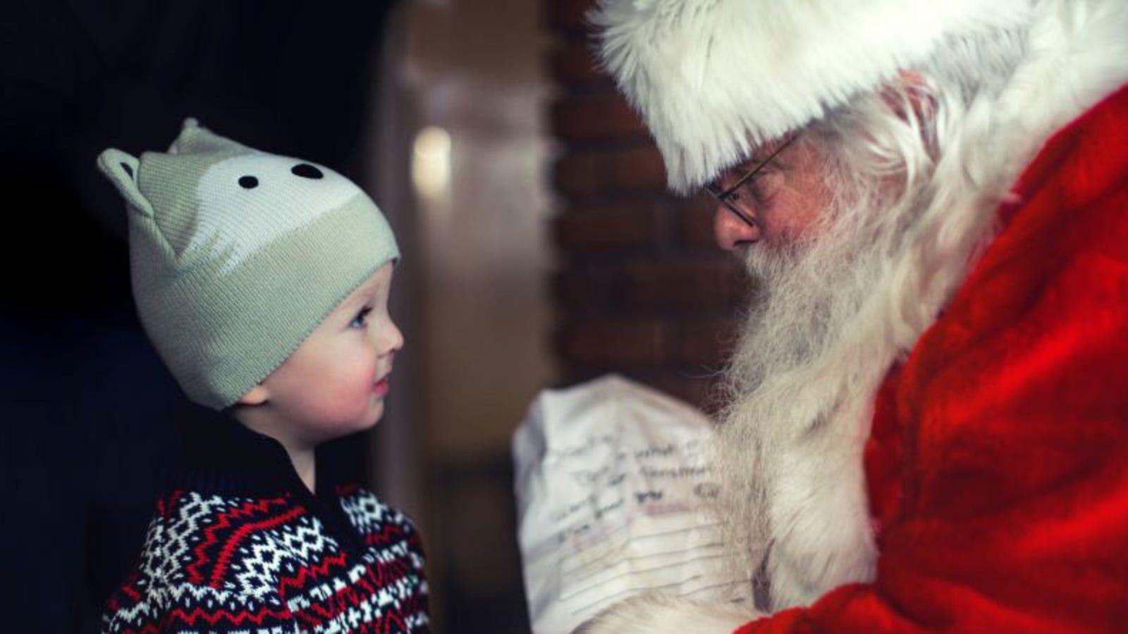 Cómo elegir el mejor regalo de Navidad posible para un niño pequeño ...