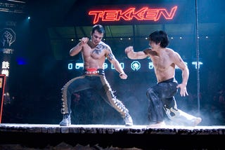 Illustration for article titled Tekken Movie Images