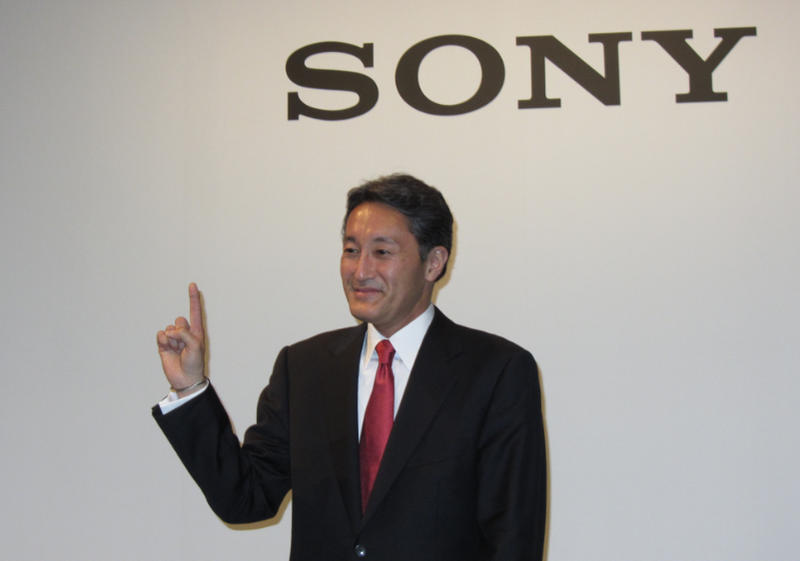 Illustration for article titled Sony's Kaz Hirai Is Finally Retiring
