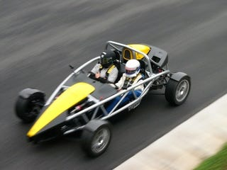 Illustration for article titled Ariel Atom 3: First Drive