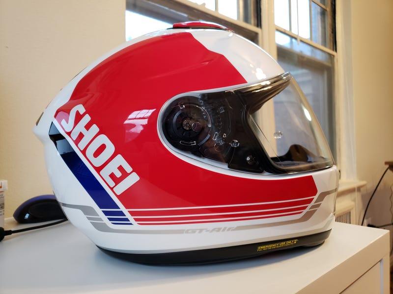Illustration for article titled New Helmet
