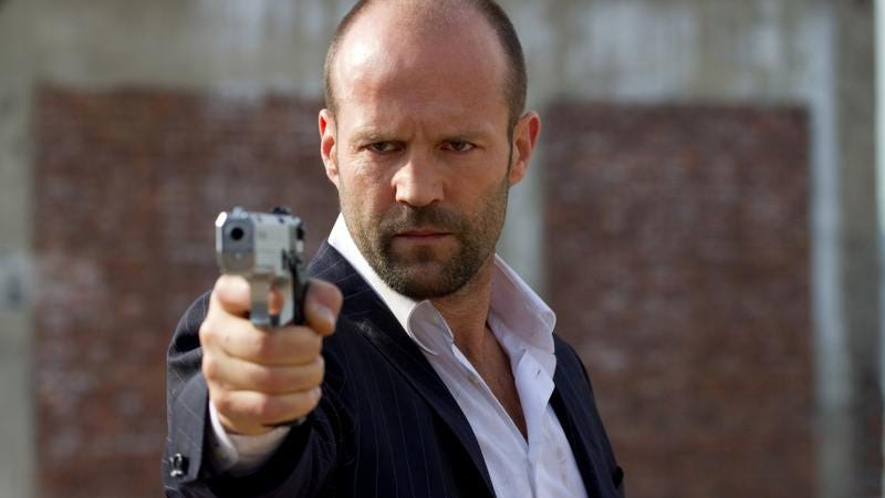 """Illustration for article titled Jason Statham would """"abso-fucking-lutely"""" play James Bond, so that's settled"""