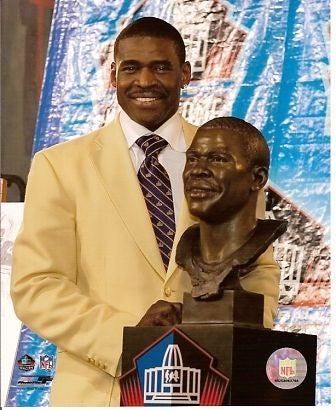 Illustration for article titled Yes, Michael Irvin's Had Sex In His Hall Of Fame Jacket