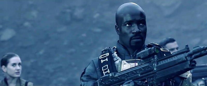 Illustration for article titled Este es el primer tráiler de la serie de televisión Halo: Nightfall