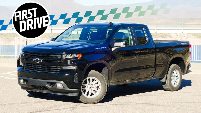 2019 Chevrolet Silverado With Four Cylinders Feels Strong