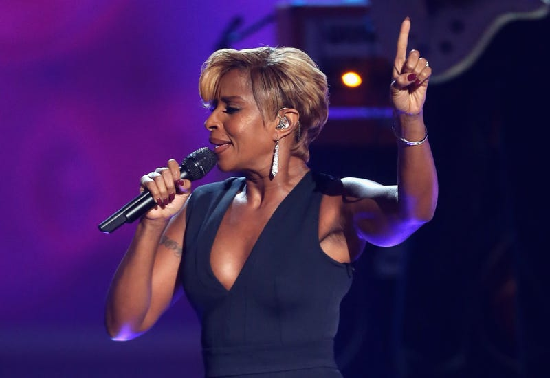 Mary J. Blige in 2014Frederick M. Brown/Getty Images