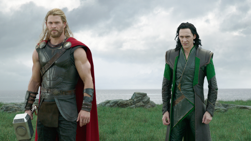 Thor and Loki, the Odinson brothers who made the cut.