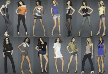Illustration for article titled ANTM Cycle 11 Girls Revealed!