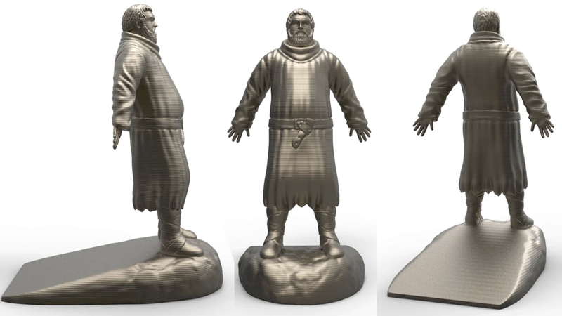 Illustration for article titled Hold the Door With Your Very Own Hodor Doorstop