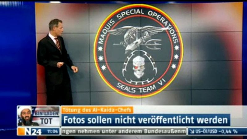 Illustration for article titled German TV reveals that Osama Bin Laden was killed by Star Trek rebels
