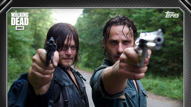 You Can Now Trade DigitalWalking Dead Cards, If You're Into That Sort of Thing
