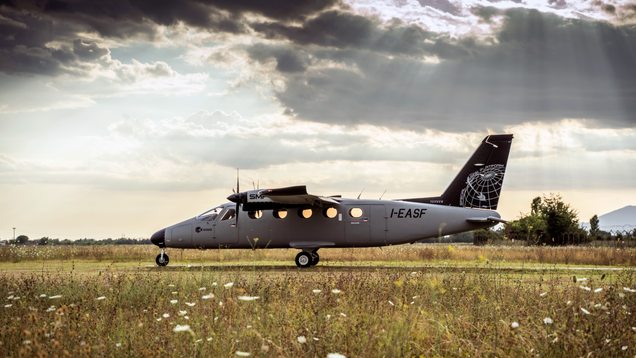 An Italian Plane Manufacturer Developed A Craft Just For Transporting COVID-19 Vaccines