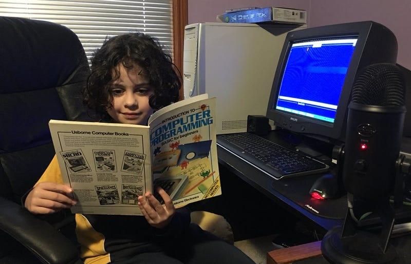 Penny McDonald, de siete años, acaba de lanzar su primer juego en Steam.