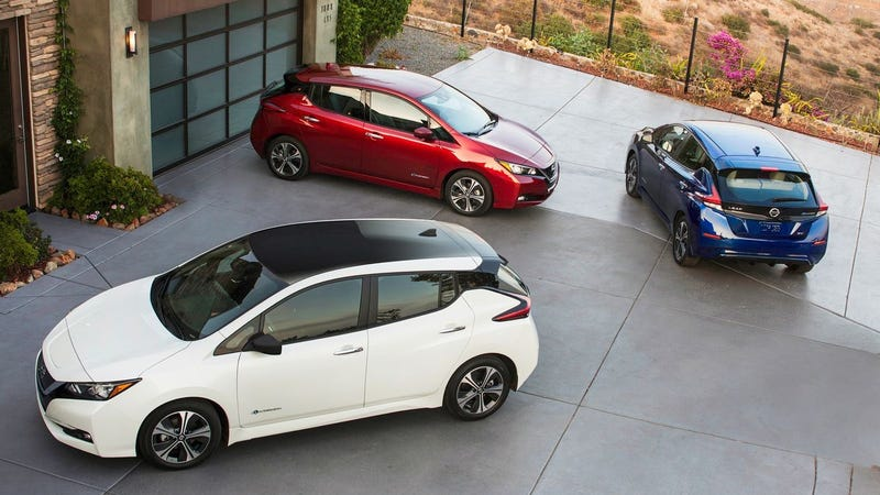 Illustration for article titled El nuevo Nissan Leaf le da a Tesla donde más le duele: en el precio