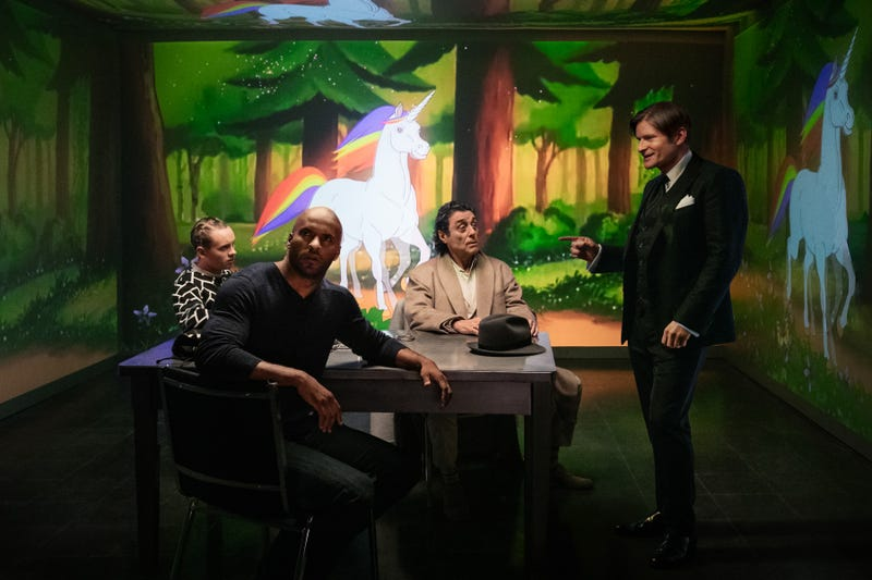 Illustration for article titled Shit Is Starting to Get Real Goddamn Magical onAmerican Gods