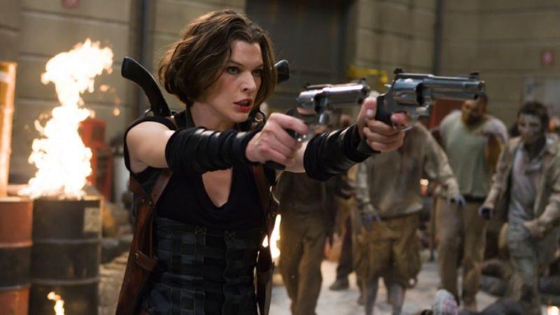Illustration for article titled Resident Evil: Afterlife
