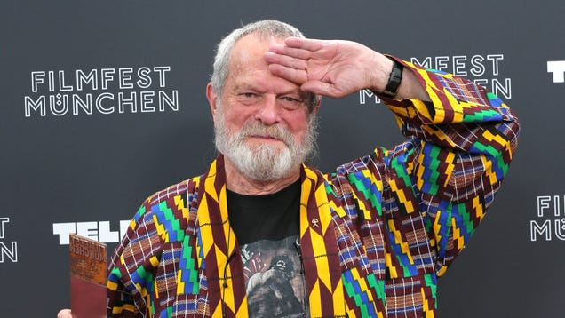 Terry Gilliam is being predictably depressing about the BBC's push for diversity in comedy