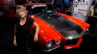 Illustration for article titled This Lady's '71 Camaro is now In Gran Turismo