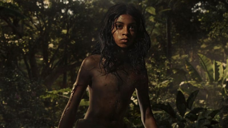 Illustration for article titled With Mowgli, Andy Serkis brings a marginally darker Jungle Book to Netflix