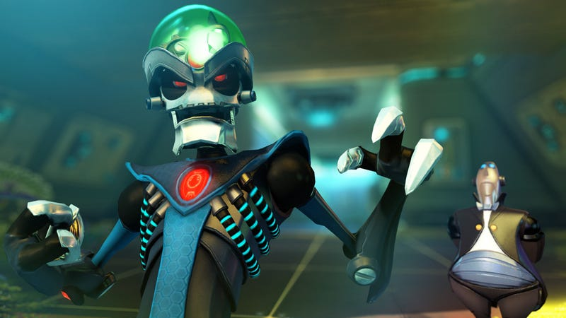 Illustration for article titled New Ratchet & Clank Future Screenshots