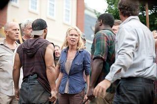 Illustration for article titled Walking Dead Promo Images