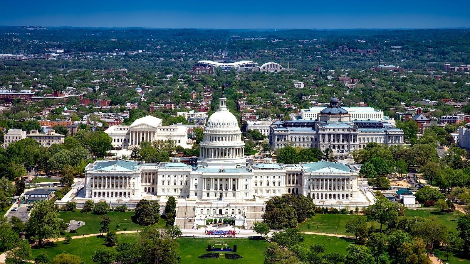 Washington,DC - Magazine cover