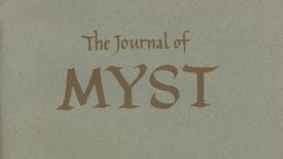 "Illustration for article titled When I Was A Teenager, I Kept This Myst ""Journal"""