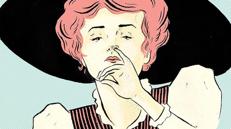Illustration for article titled Etiquette Poll Reveals We're All Mannerless Monsters